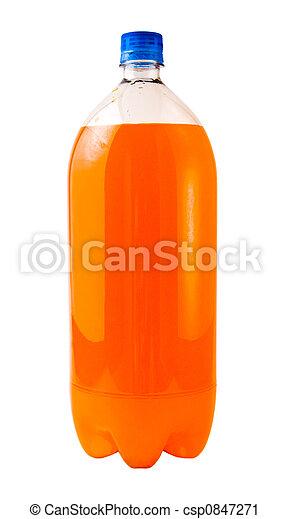 Orange Soda - csp0847271