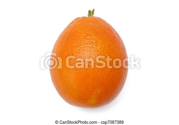 Orange - csp7087389
