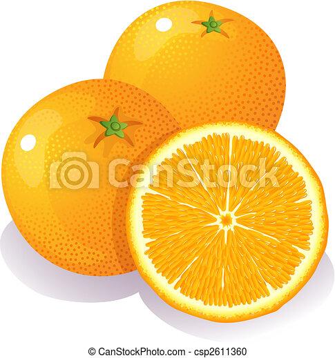 orange - csp2611360
