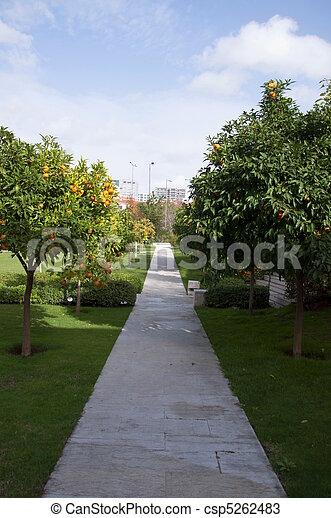 Orangery - csp5262483