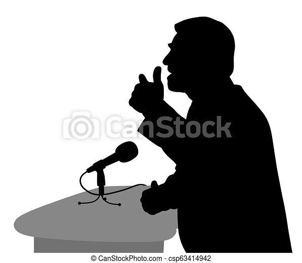 Habla El Público Un Discurso Motivacional Conferencia De