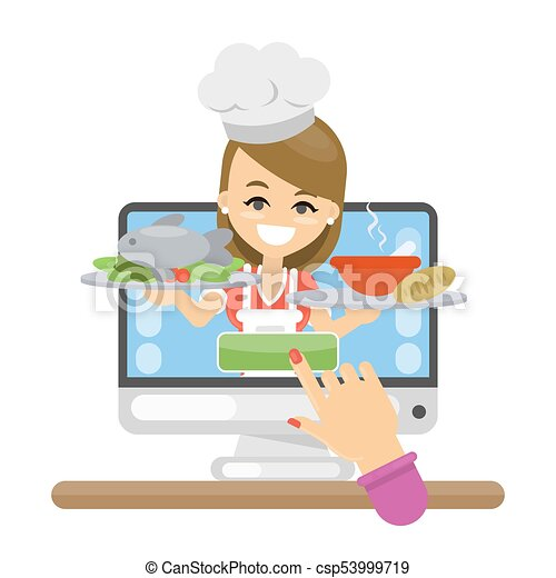Order food online. - csp53999719