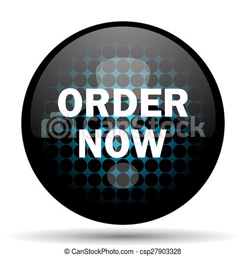order now icon - csp27903328