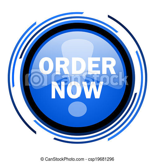 order now icon - csp19681296