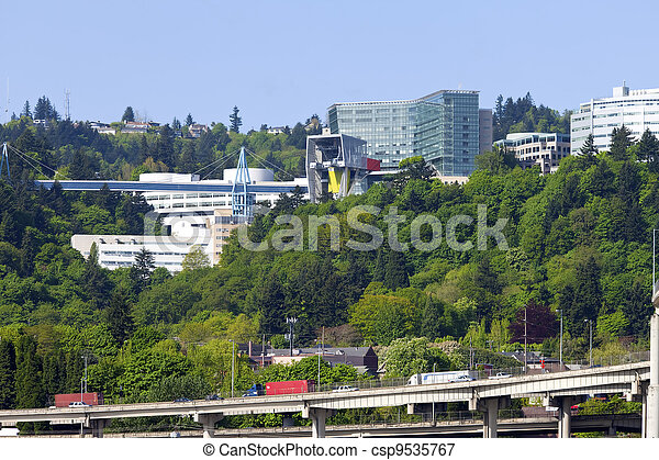Oregon Health & Science University. - csp9535767