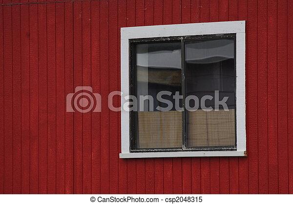 Oregon Red 1 - csp2048315
