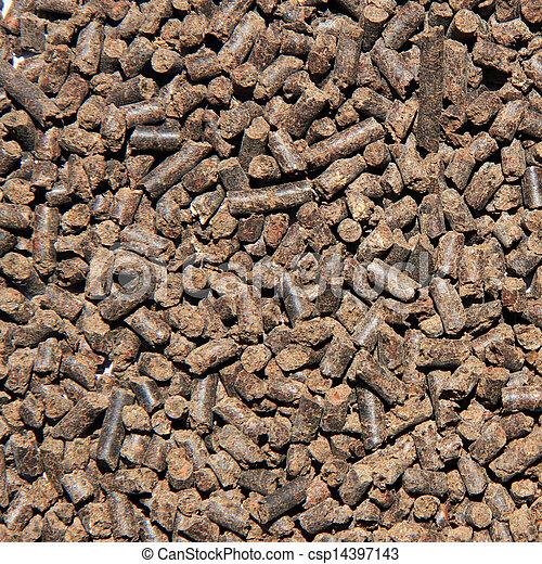 Organic fertilizer  - csp14397143