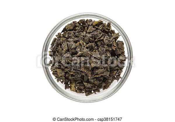 Organic Green Tea whole leaves