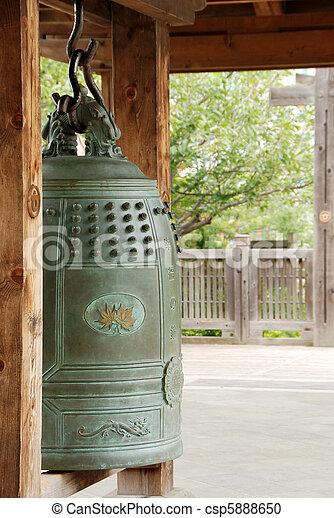 Campana oriental - csp5888650