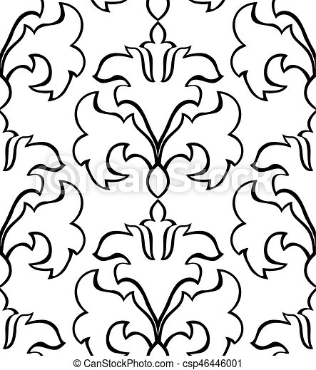 oriental simple ornament oriental abstract ornament vector rh canstockphoto com free ornament vector png free ornament vector cdr