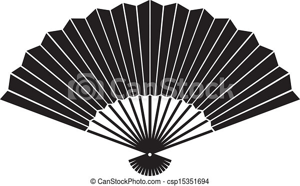 oriental, ventilador - csp15351694