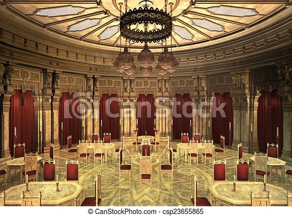Orientalischer Palast Stock Illustrationen, Vektors, & Klipart – (75 Stock  Illustrations)