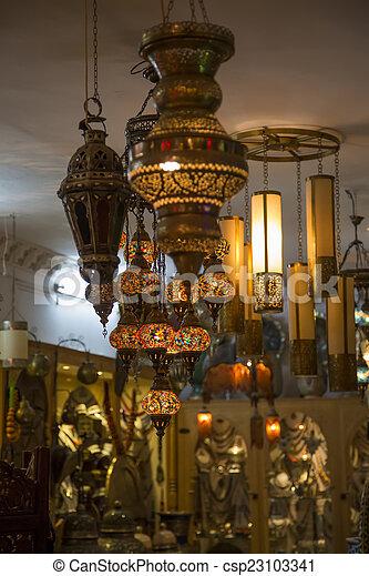 orientalische , lampen