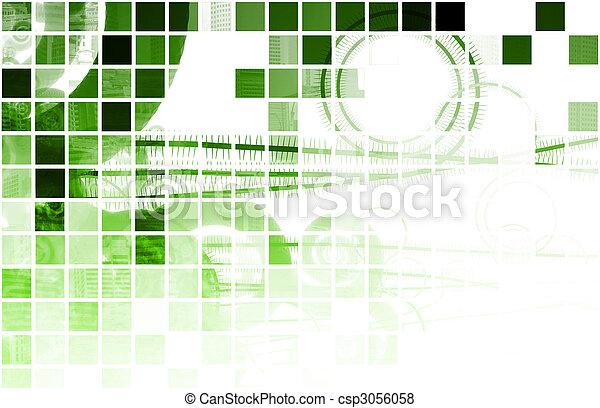 orientować się technologia - csp3056058