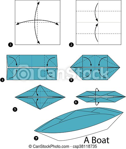 Fold Your Own Origami Shark At Home | Oceana | 470x394