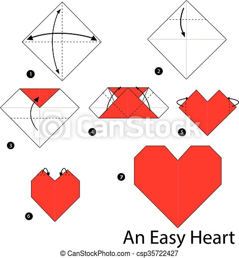 HOW TO MAKE AN EASY ORIGAMI BUTTERFLY. — Gathering Beauty | 470x432