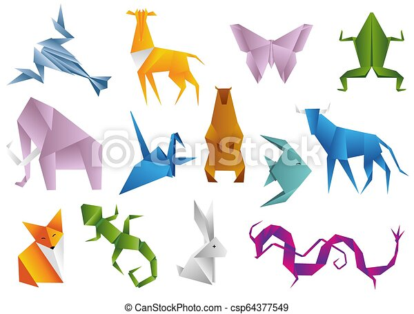 3 Ways to Make Origami Animals - wikiHow | 347x450