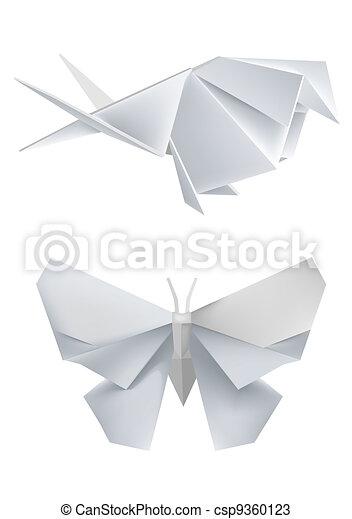 Video of origami swallow | Britannica | 470x317