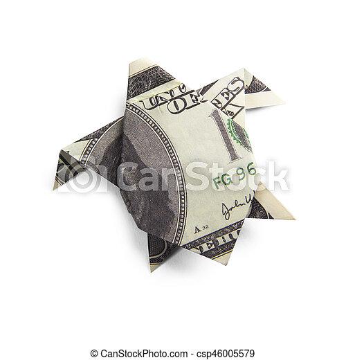 Sara Skills Workshop: Origami Dollar Bills | 470x450