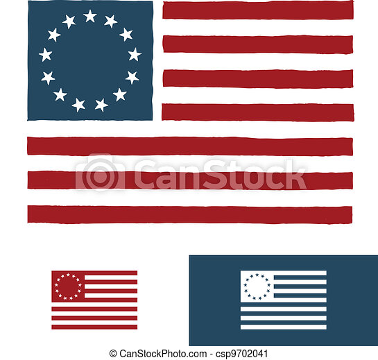Original american flag design original vintage american flag design original american flag design csp9702041 publicscrutiny Choice Image