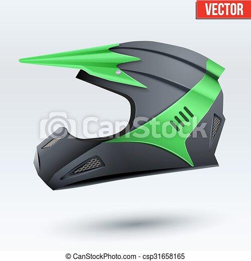 Original Motorcycle Helmet  - csp31658165
