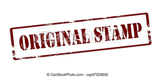 Original stamp - csp47024642