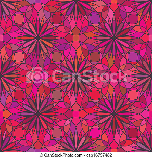 Ornament Seamless Pattern - csp16757482