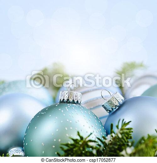 Ornamentos de Navidad - csp17052877
