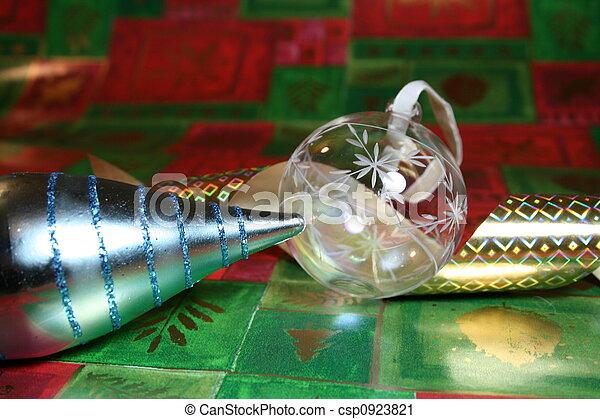 Ornaments - csp0923821