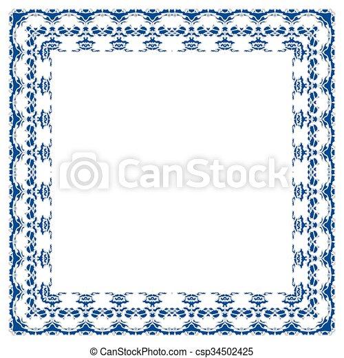 ornate frame vector openwork stylish gentle vector frame for