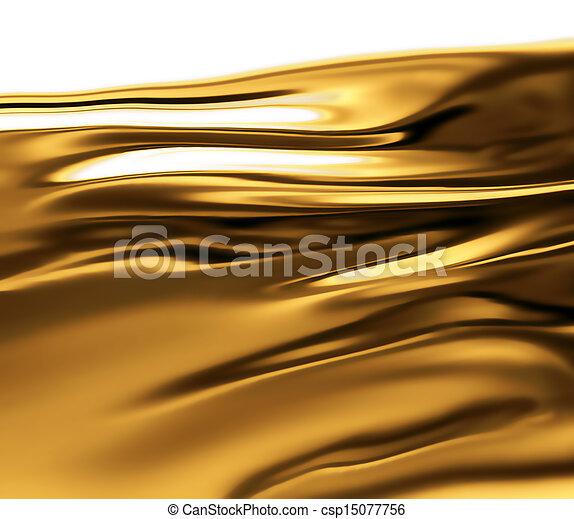 oro líquido - csp15077756