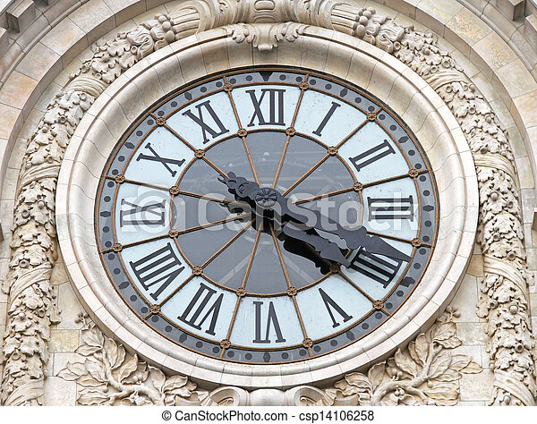 horloge moyen age