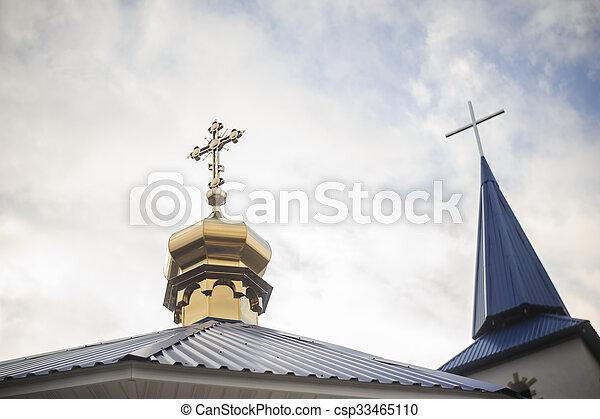 Orthodox Church - csp33465110
