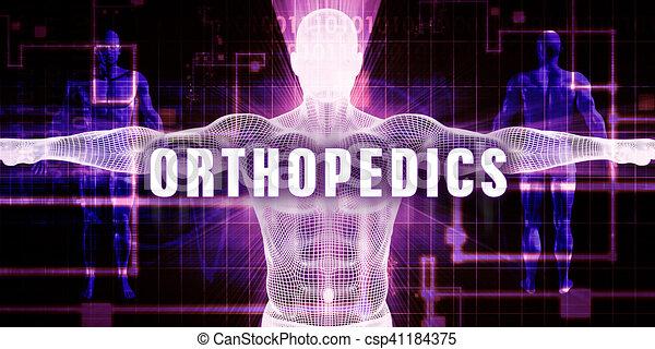 orthopédie - csp41184375