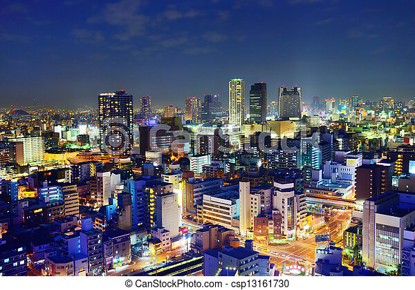 Osaka Business Park - csp13161730