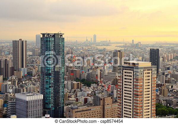Osaka - csp8574454