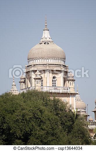 Osmania Hospital Dome - csp13644034