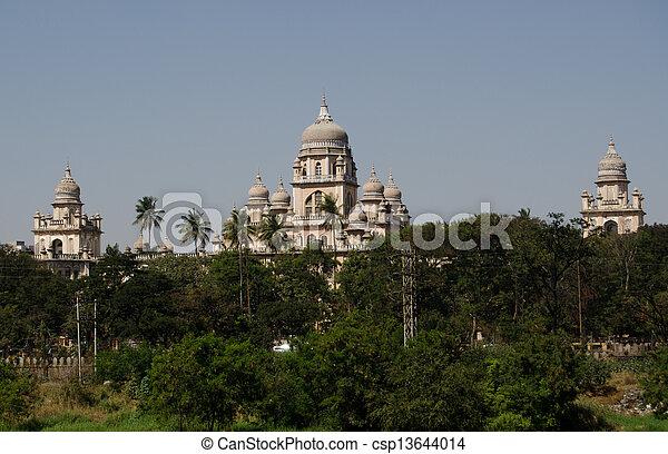 Osmania Hospital, Hyderabad - csp13644014