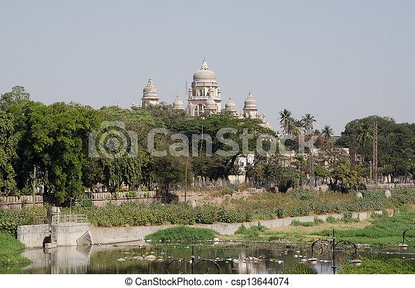 Osmania Hospital, Hyderabad - csp13644074