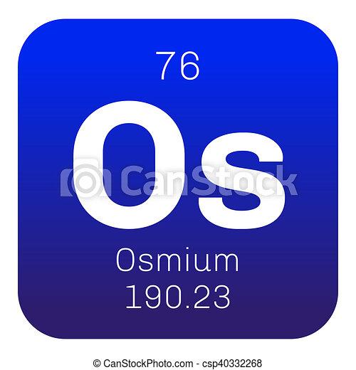 Osmium Chemical Element Clip Art And Stock Illustrations 54 Osmium