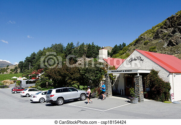 Otago - New Zealand - csp18154424