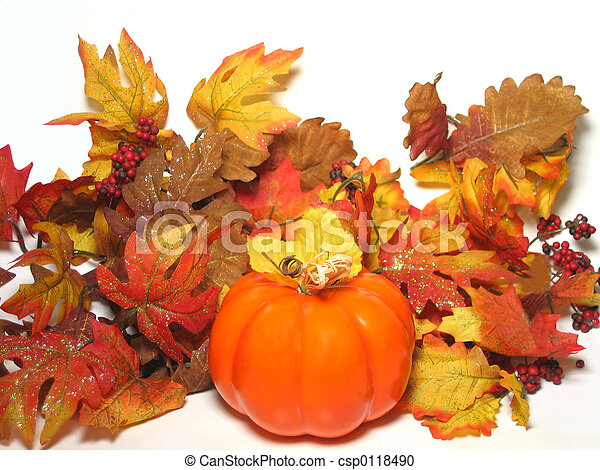 otoño, colores - csp0118490