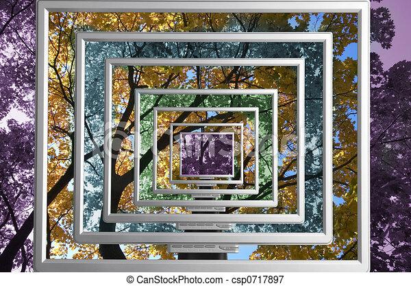 Temporada de otoño - csp0717897