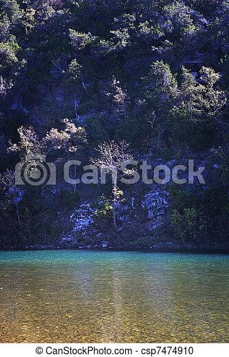 Fall foliage  ⁇  río - csp7474910