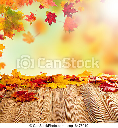 otoño sale - csp16478010