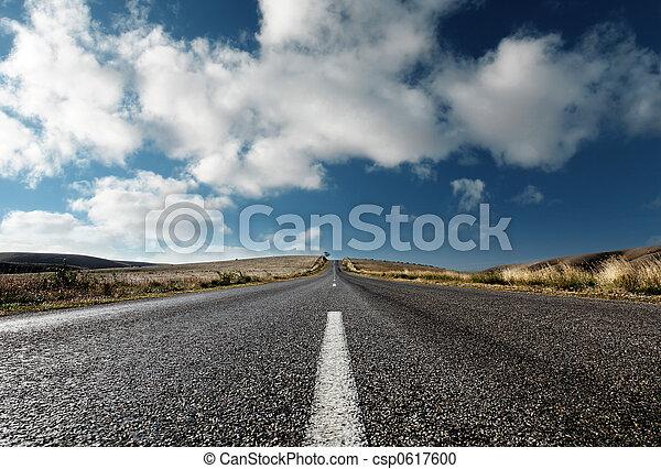 otra vez, camino - csp0617600
