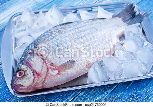 otrzyjcie skórę rybę - csp21780001