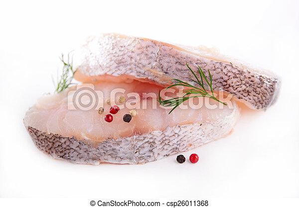 otrzyjcie skórę rybę - csp26011368