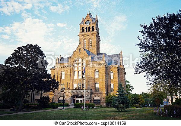 Ottawa County Courthouse - csp10814159