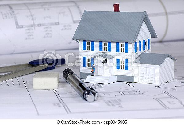 otthon, építő - csp0045905